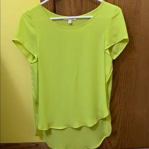 lush xs blouse